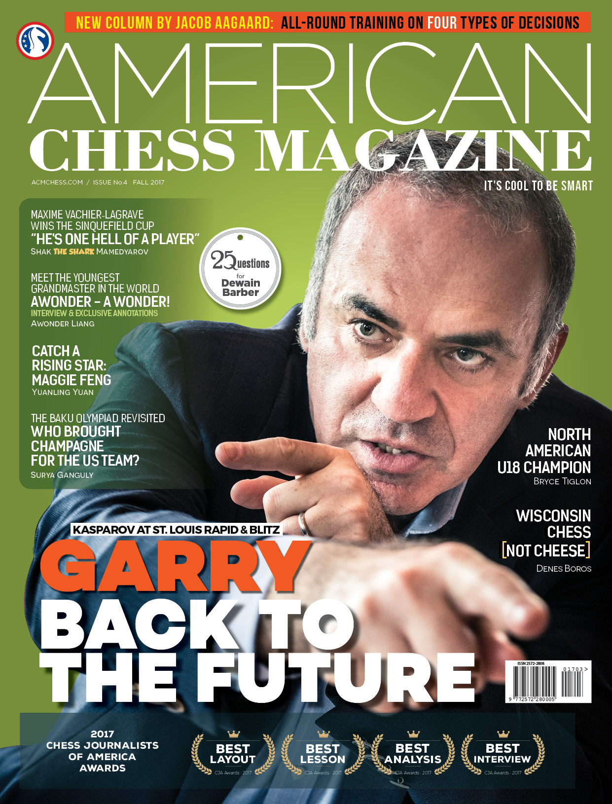 American Chess Magazine - Issue #4